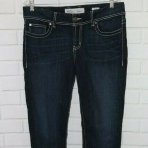 NWOT BKE Buckle Dakota Sz 31 Dark Wash Blue Jeans